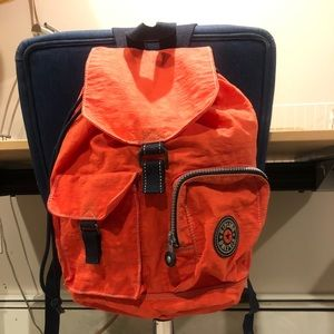 Mini Kipling Vintage Backpack